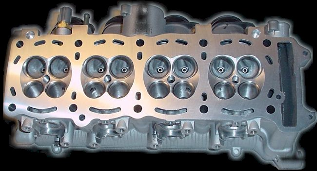 Motorcycle Cylinder Head : Motorcycle porting